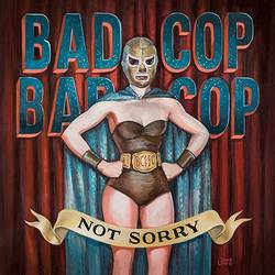 Site News: Win Bad Cop/Bad Cop Swag!