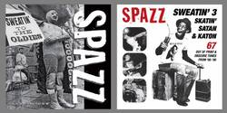 Records: Spazz reissues (131 songs)