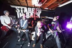Bands: New Stabbed in Back recorded