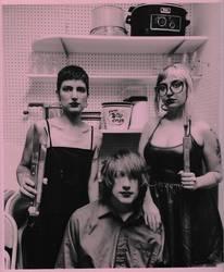 Records: The Mimes debut (Vacation, Mixtapes)