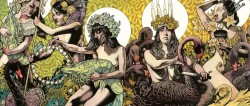 Records: Baroness release album art, tracklisting for Yellow & Green