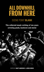 Site News: Scene Point Blank launches book