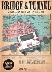 Tours: Bridge & Tunnel Announce Australian Tour