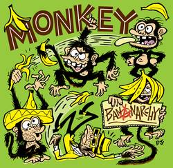 Records: Monkey's Bananarchy on vinyl