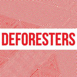 Bands: Deforesters (PUP) joint Black Numbers