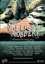 Bands: Daylight Robbery leak