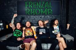 Records: Frenzal Rhomb's debut gets a repress