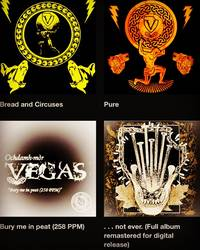 MP3s: VEGAS gives a taste of things to come with