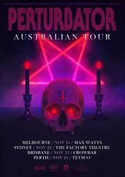 Tours: Perturbator Australia tour
