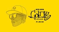 Records: Goldie announces a new album this June