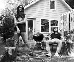 Bands: JEFF the Brotherhood dropped by WBR