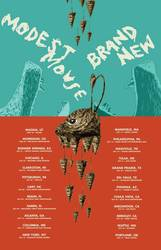 Tours: Modest Mouse and Brand New Tour? It's True!