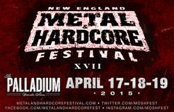 Shows: Final line-up announced for New England Metal & Hardcore Festival