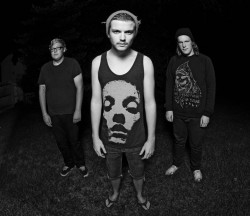 Bands: Old Wounds in the studio