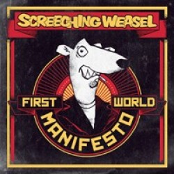 Records: Screeching Weasel Detail New LP