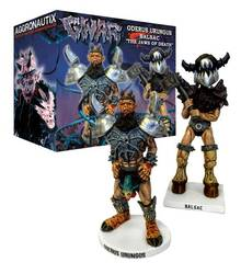 Bands: Oderus Urungus and Balsac bobbleheads available