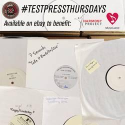 Labels: #TestPressThursday round 2