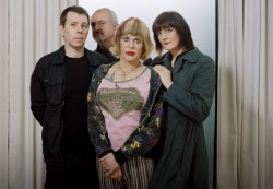 Bands: Throbbing Gristle Lose Genesis