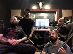 Bands: Torche in studio