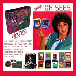 Records: Oh Sees...on 8-track