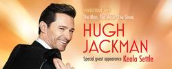 Hugh Jackman: The Man, The Music and The Show in the flesh