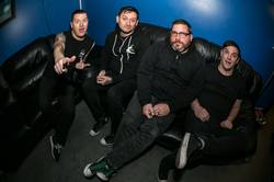 Bands: Teenage Bottlerocket vs. Human Robots