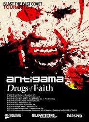 Bands: Drugs of Faith updates