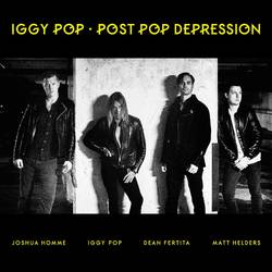 Tours: Iggy Pop announces Post Pop Depression tour