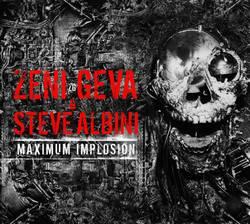 Records: Zeni Geva & Steve Albini 2xCD