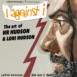 Music News: New art exhibit of work by HR and Lori Hudson