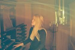 Records: Anna Von Hausswolff's solo pipe organ record