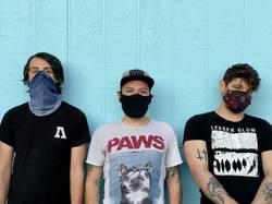 Bands: Glassing in the studio, share new song
