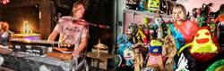 Records: Quintron & Miss Pussycat announce Goblin Alert