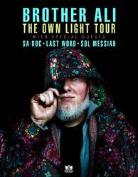Tours: Brother Ali tour dates