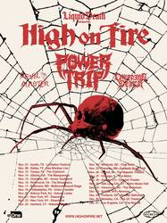 Tours: High on Fire tour news