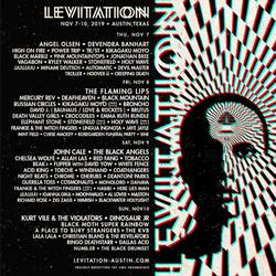 Shows: Levitation 2019 lineup news