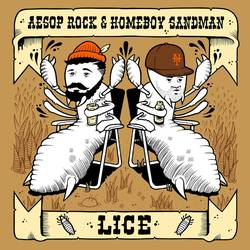 MP3s: Aesop Rock and Sandman back with Lice 2
