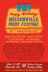 Shows: Nelsonville Music Festival 2019