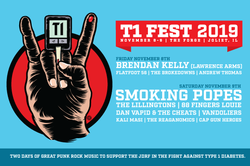 Shows: T1 Fest in Joliet