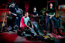 Records: Lost In Society active with new EP