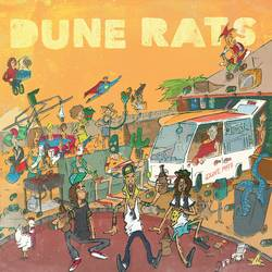 Labels: Dune Rats join Dine Alone