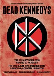 Tours: DK UK 2016