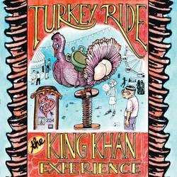 Records: First widespread release of The King Khan Experience's Turkey Ride