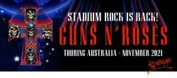G n' R coming to Australia 2021