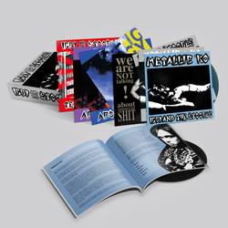 Records: Skydog 8-disc Iggy and the Stooges set