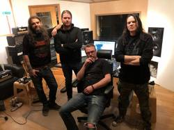 Bands: MARTYRDÖD are in the studio now