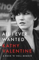 Music News: Kathy Valentine (Go-Go's) memoir