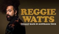 Tours: Reggie Watts Australian dates