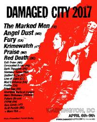 Shows: Damaged City 2017 adds more bands