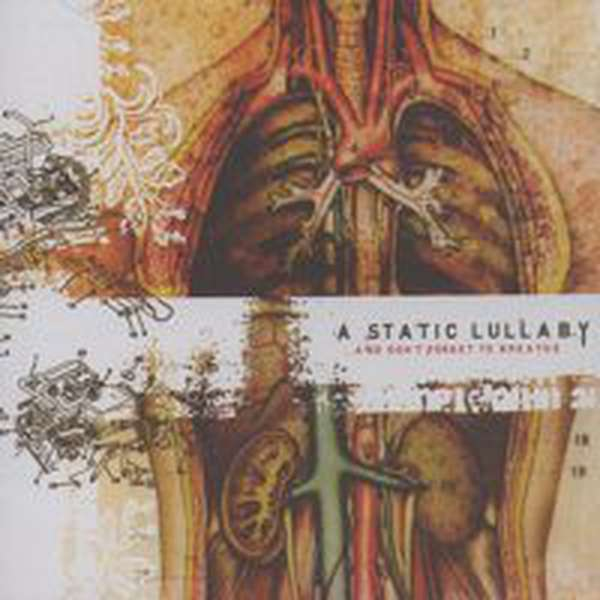 A Static Lullaby – And Don't Forget To Breathe... cover artwork